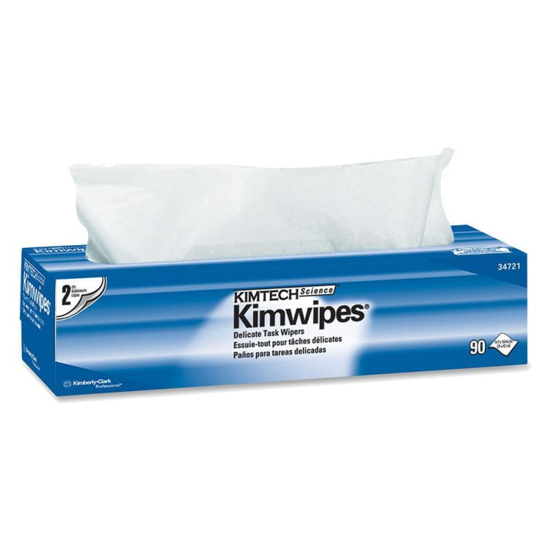 Kimtech Science® Kimwipes™ Delicate Task Wipers, 90 / Box 743526