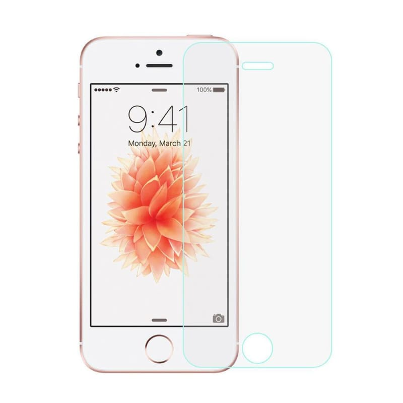 Screen Patrol Tempered Glass Screen Protector - iPhone SE