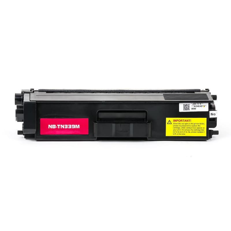 Compatible Brother TN-339M Magenta Toner Cartridge Extra High Yield