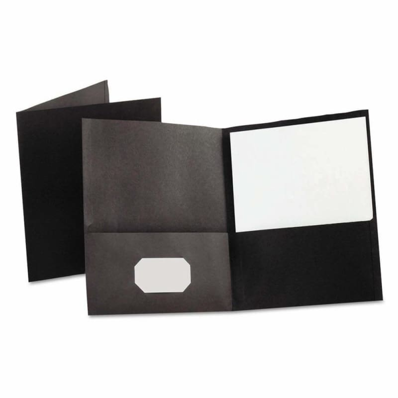 Oxford Twin Pocket Folders, Letter Size