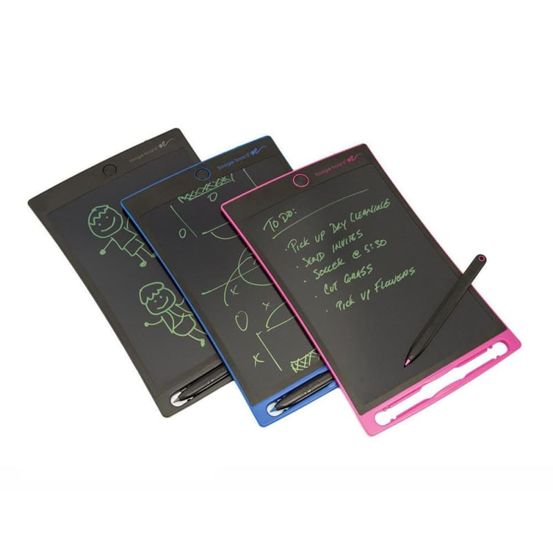 Boogie Board® Displayer & 12 x Jot 8.5 Trilingual eWriter