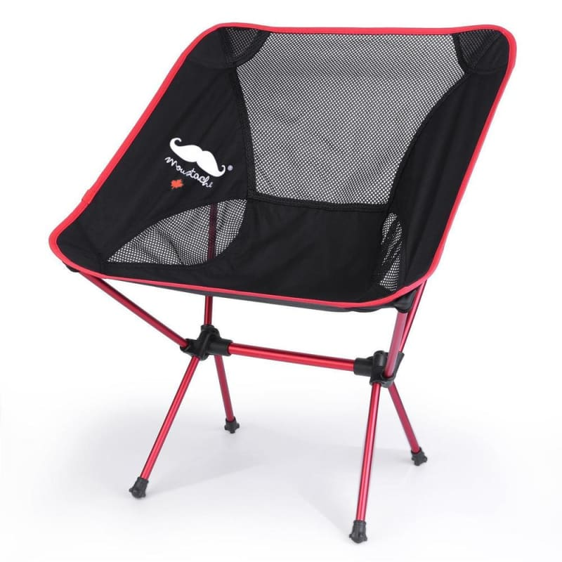 Lightweight Portable Camping Moon Chair - Moustache®