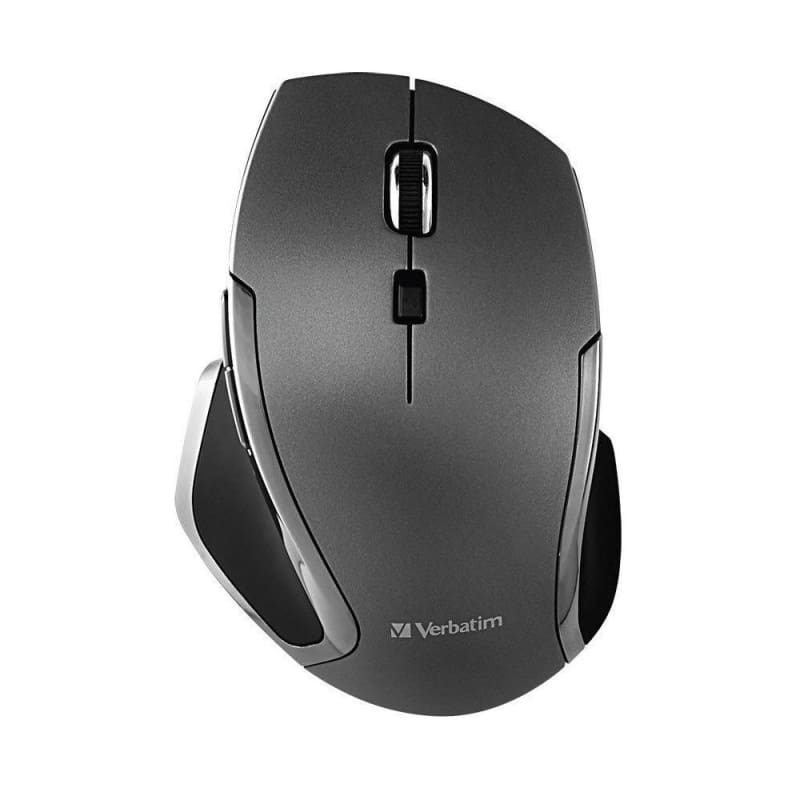 Verbatim Wireless Notebook 6-Button Deluxe Blue LED Mouse