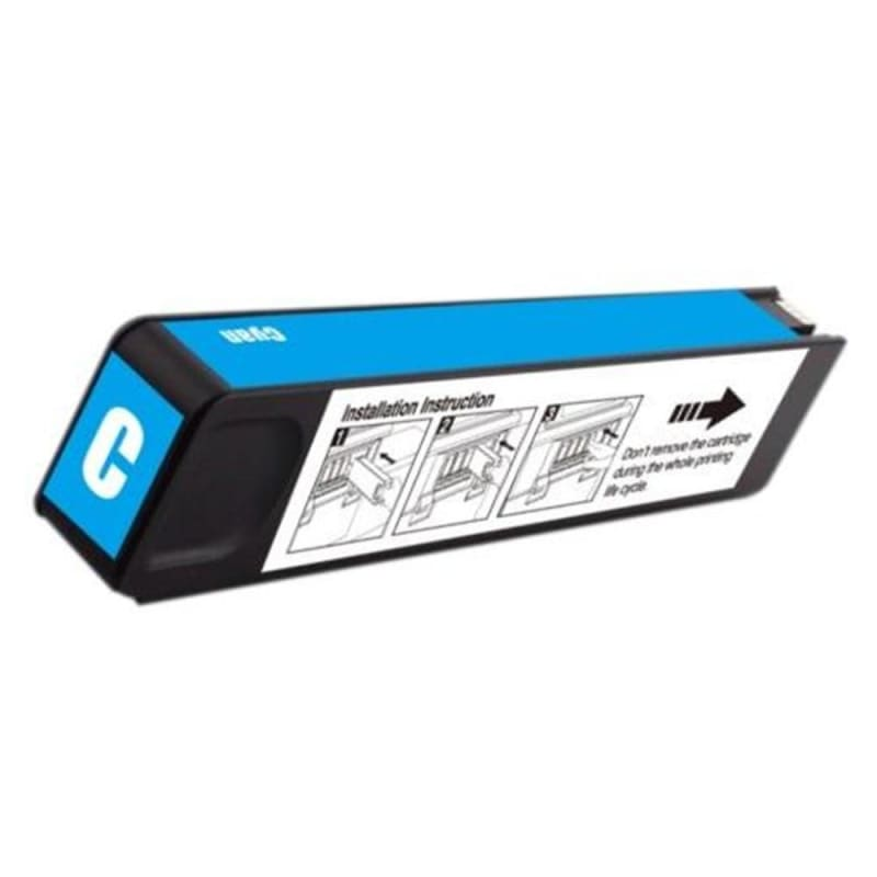 Remanufactured HP 980 D8J07A Cyan Ink Cartridge