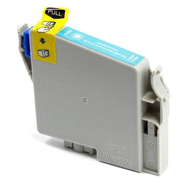 Compatible Epson T033520 Light Cyan Ink Cartridge