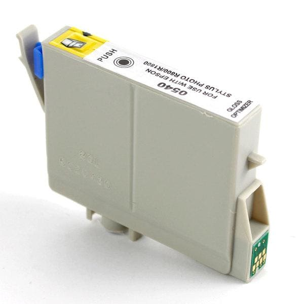 Compatible Epson T054020 Gloss Optimizer Ink Cartridge