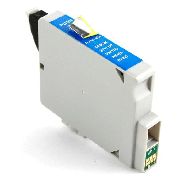 Compatible Epson T0552 Cyan Ink Cartridge