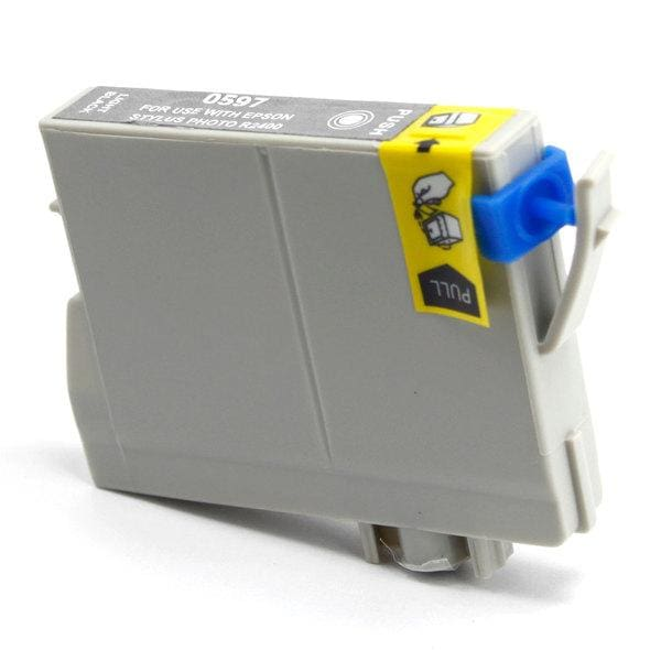 Compatible Epson T0597 Light Black Ink Cartridge