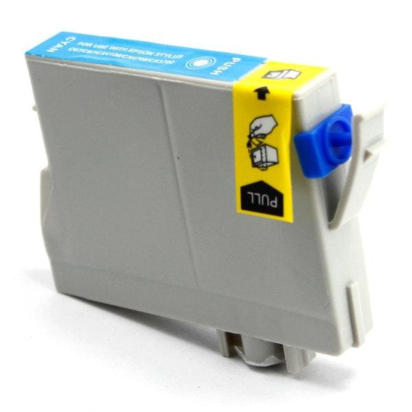 Compatible Epson T063220 Cyan Ink Cartridge