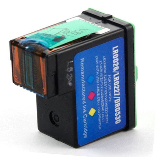 Remanufactured Lexmark 27 10N0227 Color Ink Cartridge - G&G™