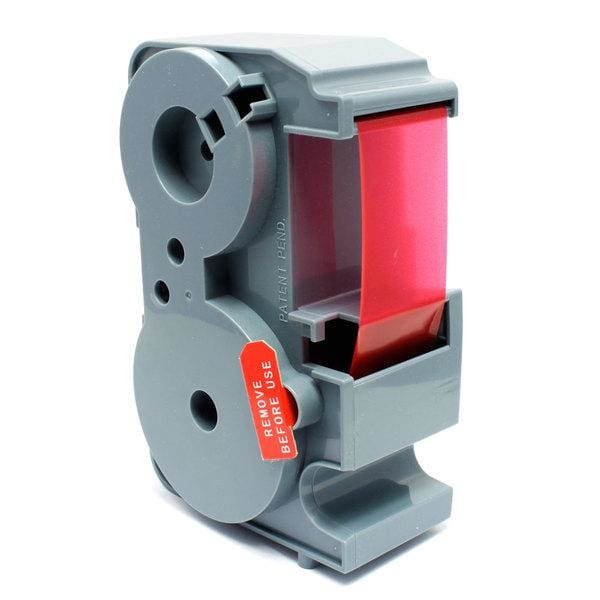 Compatible Pitney Bowes 767-1 Red Fluorescent Ink Cartridge
