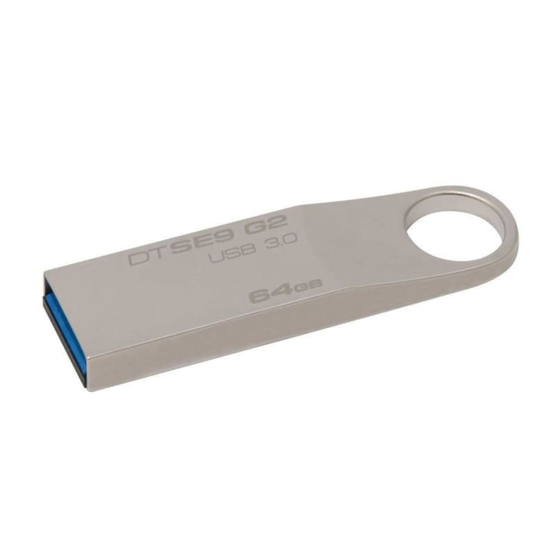 Kingston® DataTraveler SE9 G2 USB 3.0 (Metal Casing)