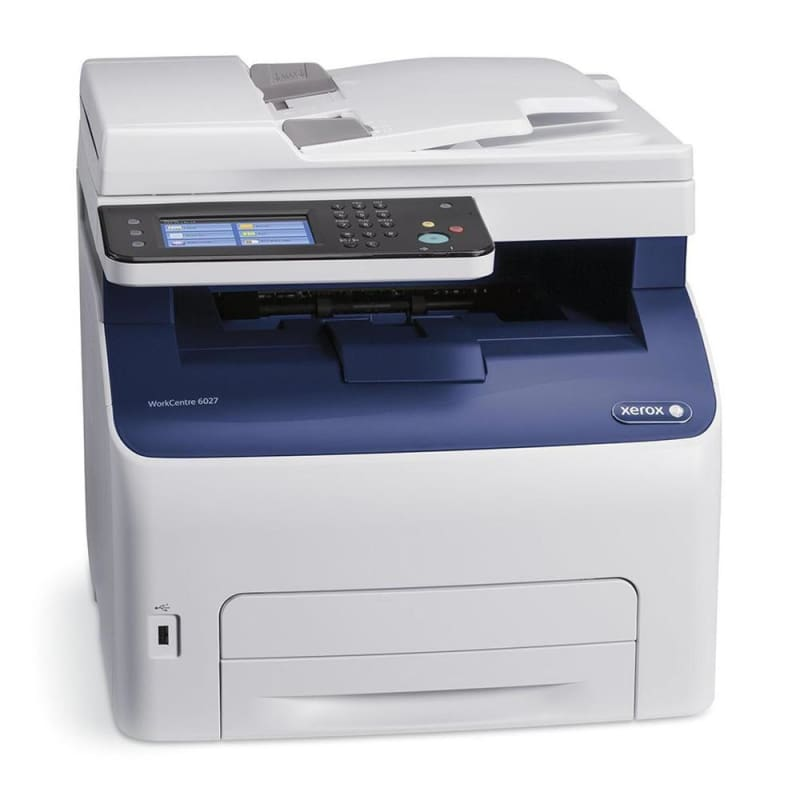 Xerox WorkCentre 6027/NI All-In-One Color LED Laser Printer (WorkCentre 6027)