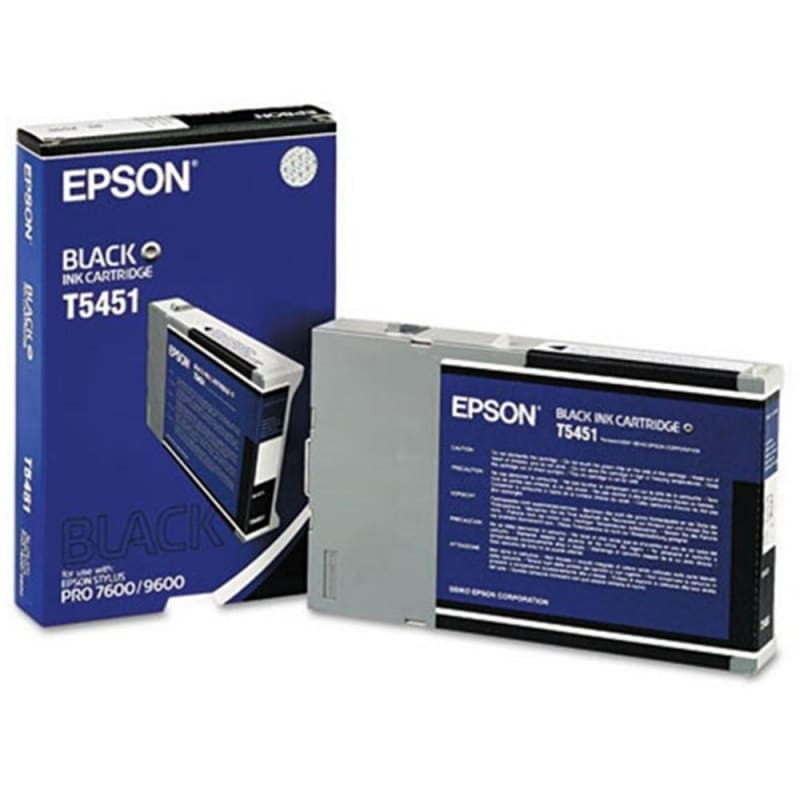 Epson T545100 Original Black Ink Cartridge
