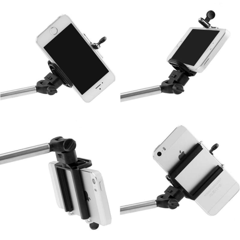 Bluetooth Selfie Stick Adjusted Monopod with Wireless Remote Shutter