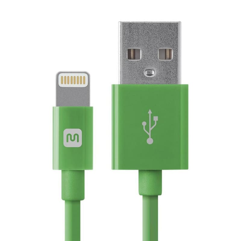 Select Series Apple MFi Certified Lightning to USB Charge & Sync Cable, 4ft - Monoprice®