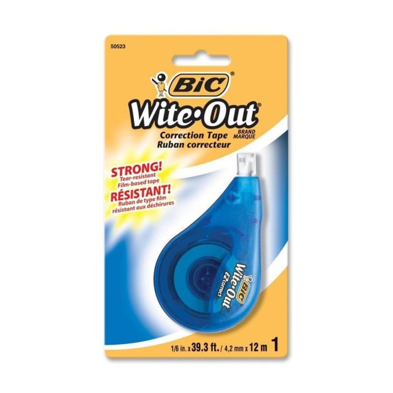 BiC® Wite-Out® EZcorrect® Correction Tape 469668