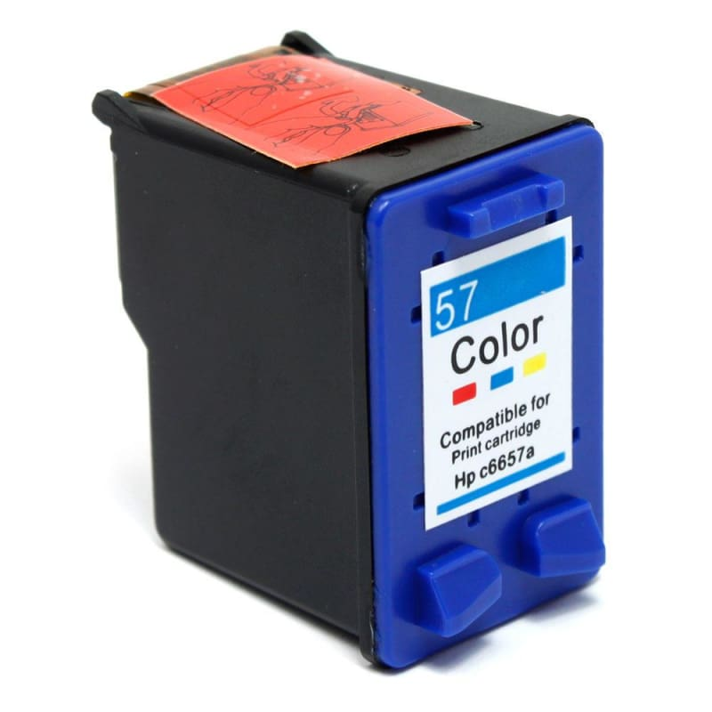 Remanufactured HP 57 C6657AN Tri-color Ink Cartridge - G&G™
