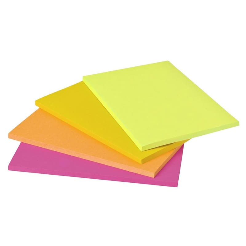 3M Post-it® Super Sticky Meeting Notes, Rio de Janeiro Collection 734558