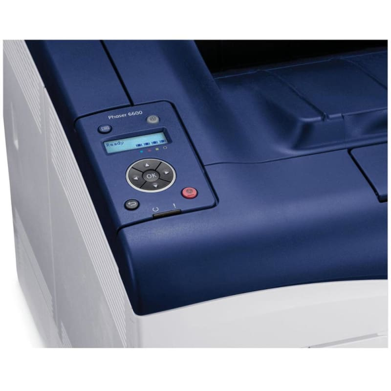 Xerox Phaser 6600/DN Single-Function Color Laser Printer (Phaser 6600)