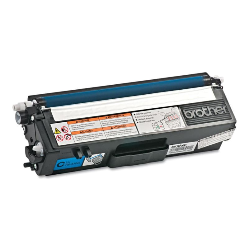 Brother TN-310C Original Cyan Toner Cartridge