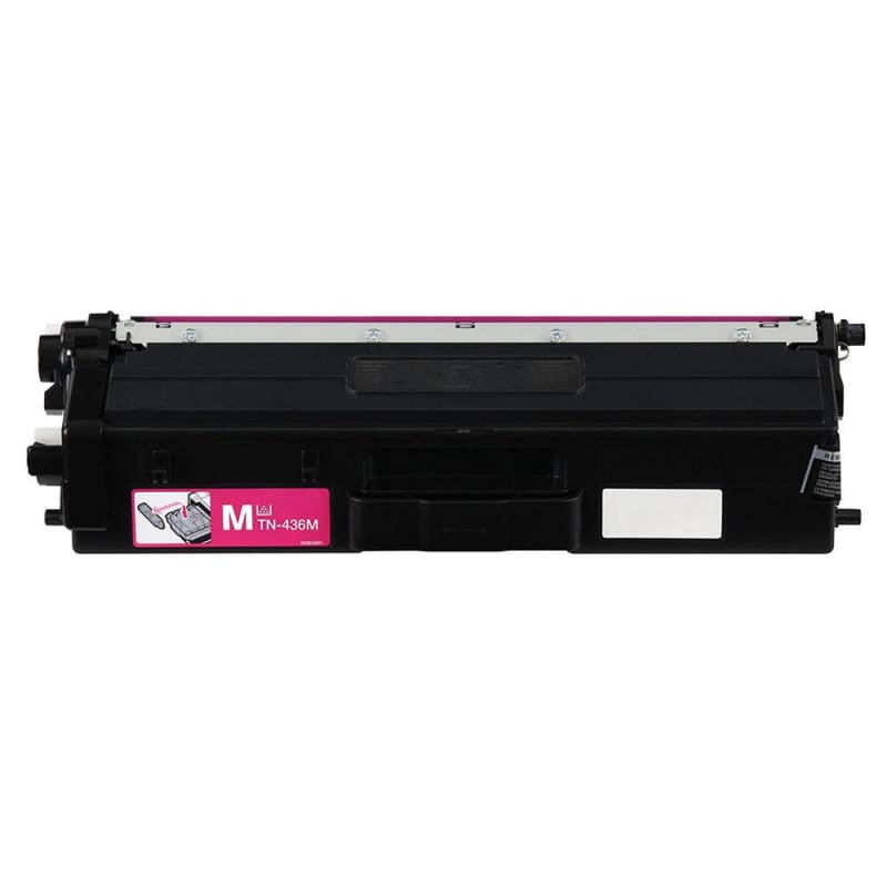 Compatible Brother TN-436M Magenta Toner Cartridge Extra High Yield
