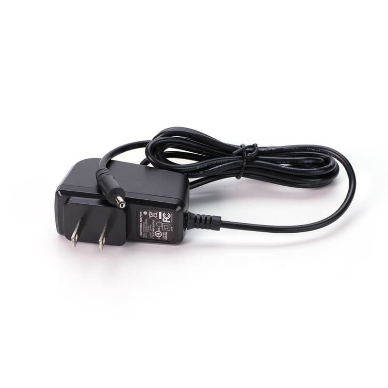 12V Power Adapter, 100-240V 0.6A AC Input, 12V 1A DC Output