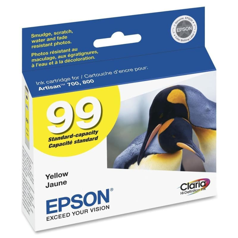 Epson 99 T099420 Original Yellow Ink Cartridge