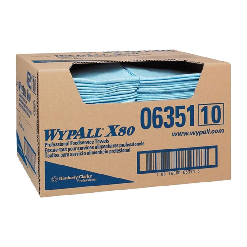 WypAll® X80 Reusable Wipers