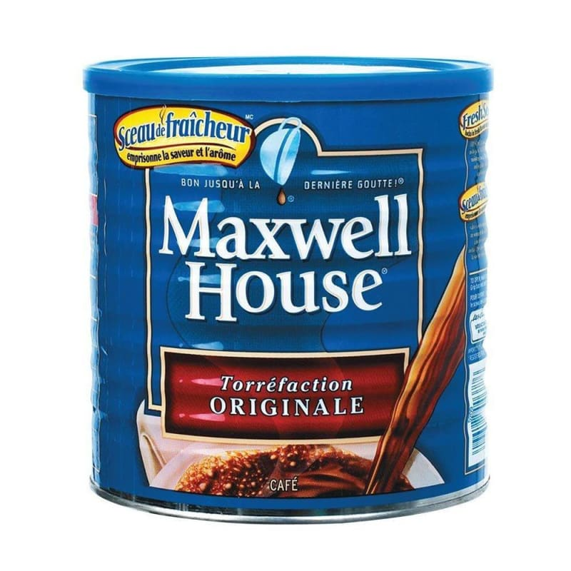 Maxwell House® Original Roast Ground Coffee, 925g 784207