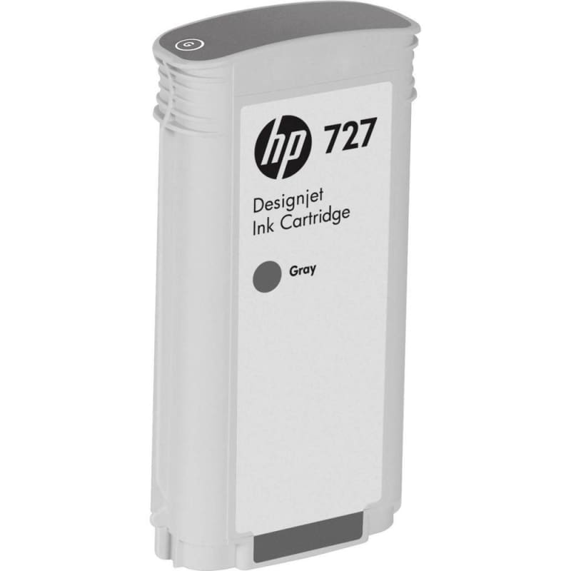 Compatible HP 727 B3P24A Gray Ink Cartridge High Yield 130ml