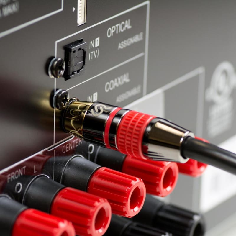 25ft High-quality Coaxial Audio/Video RCA Cable M/M RG59U 75ohm Gold connector - PrimeCables®