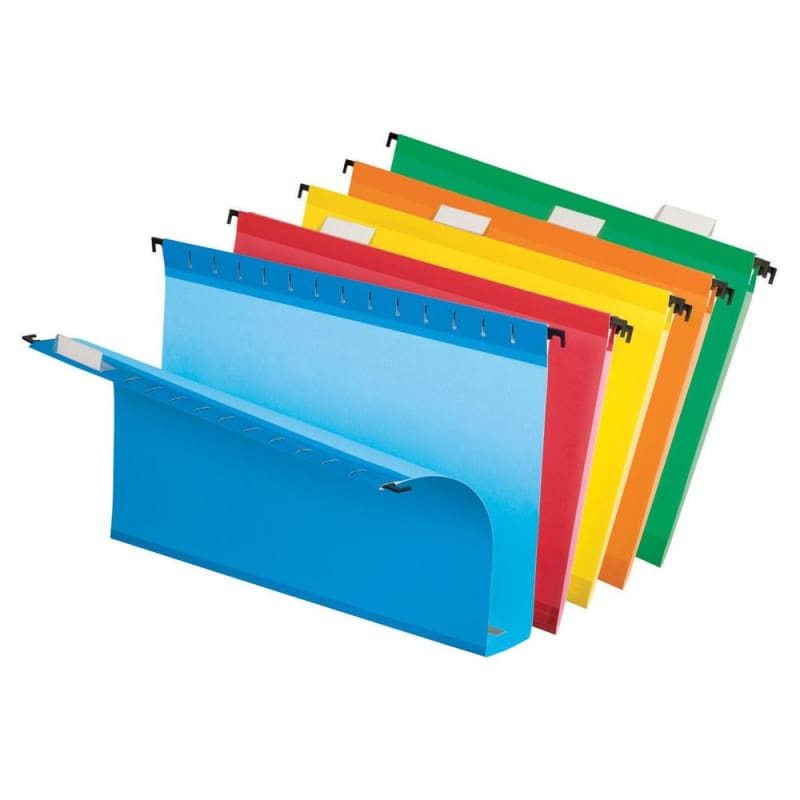 Pendaflex® SureHook™ Reinforced Extra-Capacity Hanging Folder, Legal Size