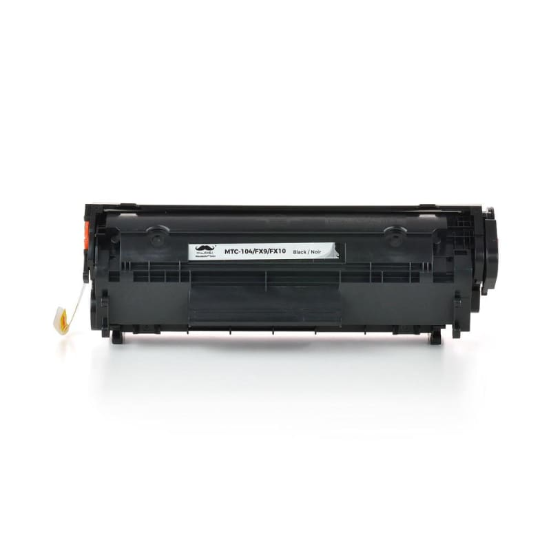 Compatible Canon FX9 FX10 Black Toner Cartridge - Moustache®