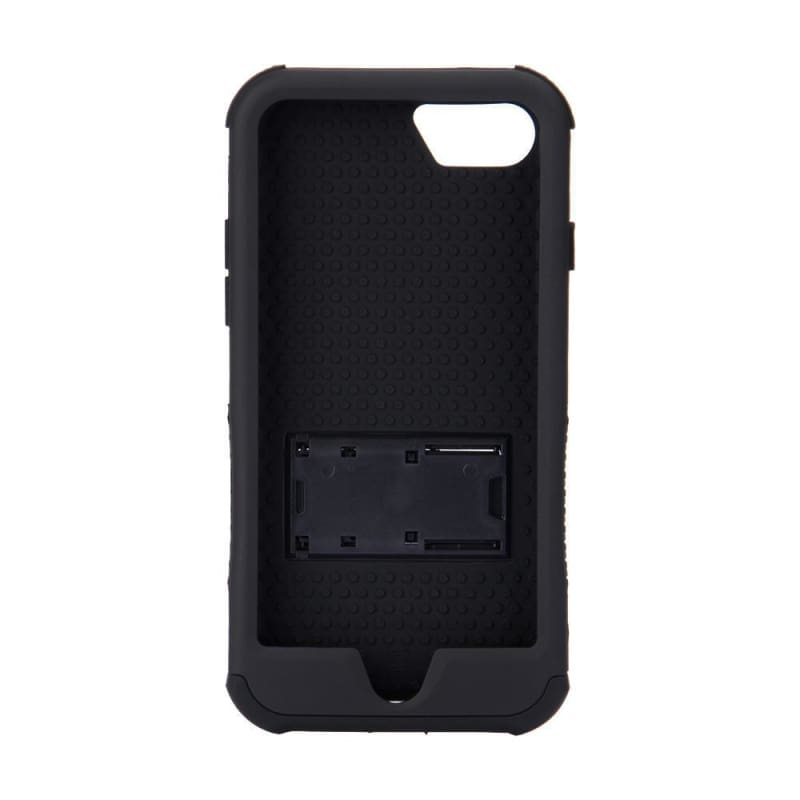 iPhone 6/7/8 Tough Armor Shockproof Protective Case with Glass Screen Protector - PrimeCables®
