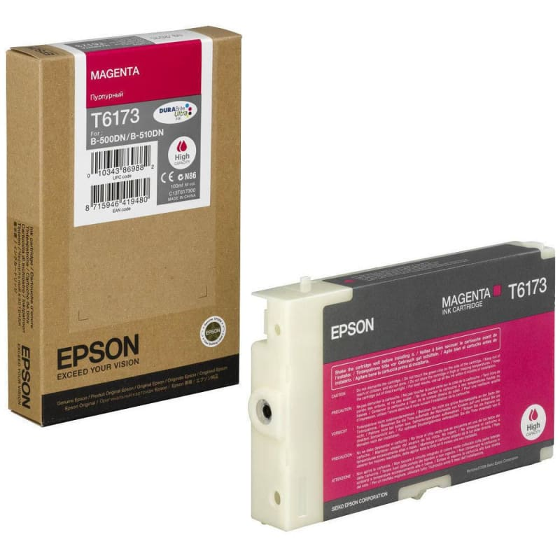 Epson T617300 Original Magenta Ink Cartridge
