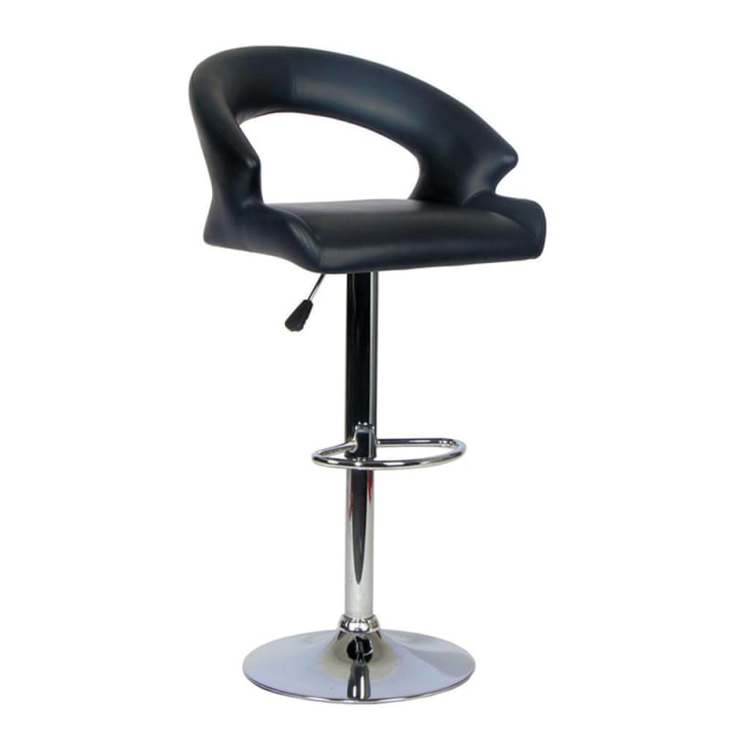 TygerClaw Great Bar Stool, PU Leather, 1/Pack