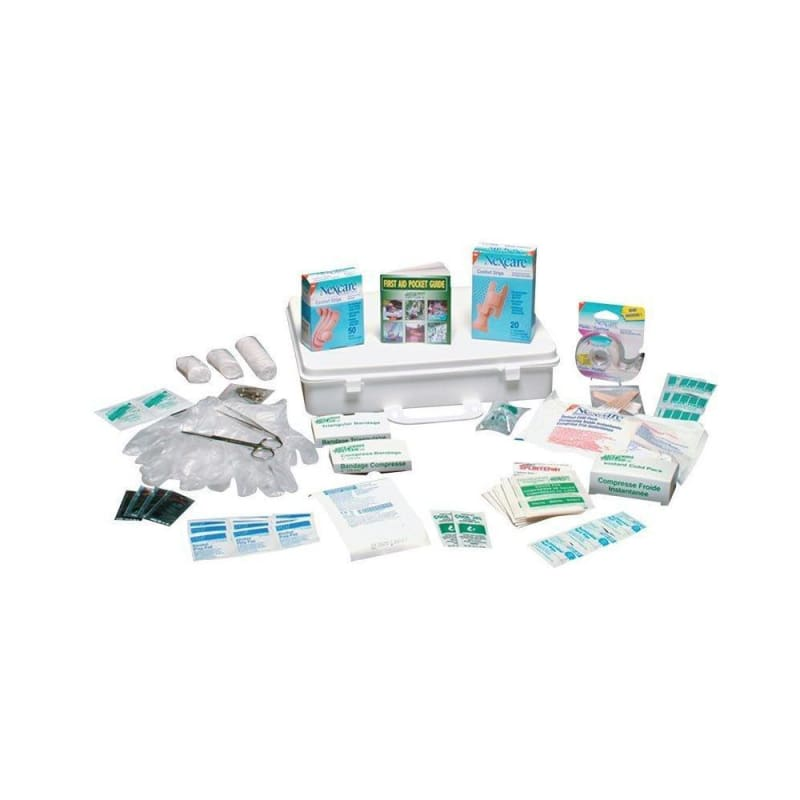 3M® Nexcare™ Deluxe First Aid Kit 399949