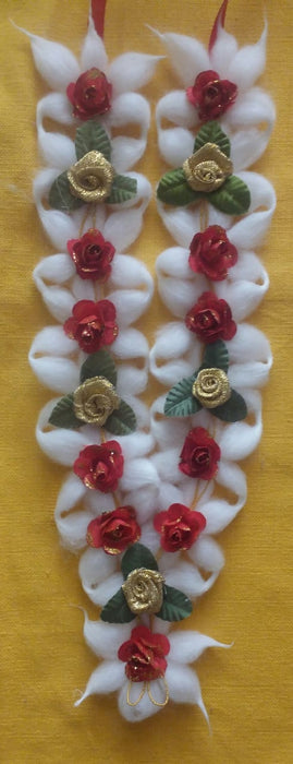 Cotton Garland | वस्त्रमाळ Type 1