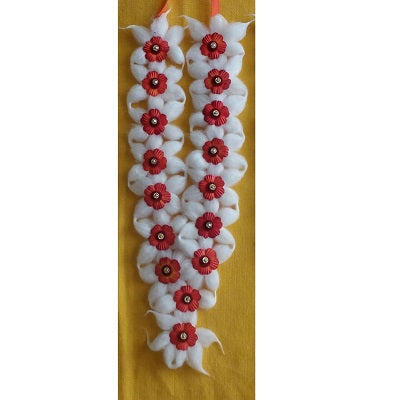 Cotton Garland | वस्त्रमाळ Type 4