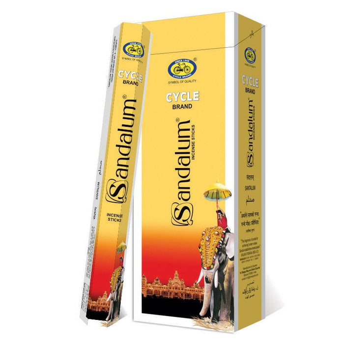 Cycle Mysore Sandal Incense Sticks Single Pack