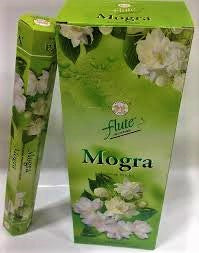 Cycle Flute Mogra Incense Sticks Single Pack