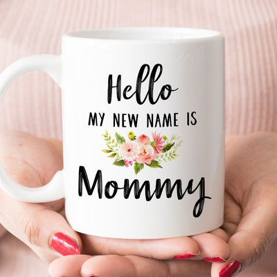 My New Name is Mommy Mug (M515)