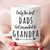 Only the best Dads get promoted to Grandpa mug (M1717)