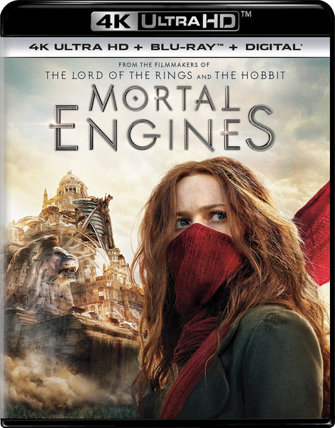 Mortal Engines (4K)