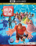 Ralph Breaks the Internet (4K) FULL CODE