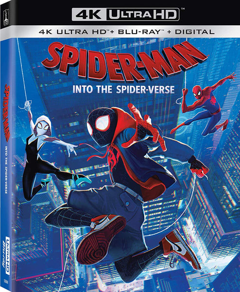 Spider-Man: Into the Spider-Verse (4K)