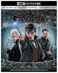 Fantastic Beasts: The Crimes of Grindelwald (4K)