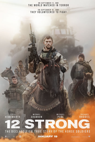 12 Strong (HDX)