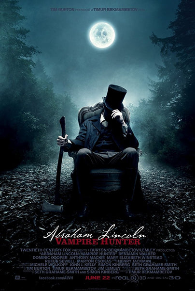 Abraham Lincoln: Vampire Hunter (HDX) - Davies Movies